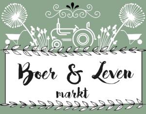 Boer en Leven markt